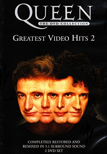 Queen, The DVD Collection: Greatest Video Hits 2