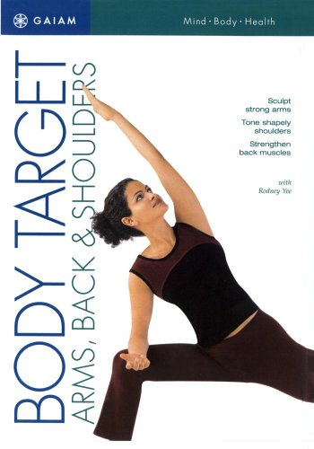 Body-Target-Arms-Back-And-Shoulders-2003-DVD-CD-CUVG-FREE-Shipping