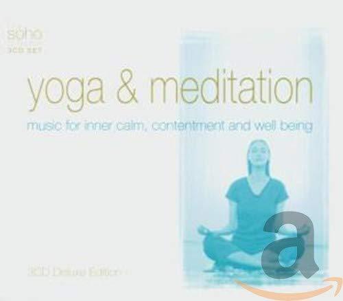 Various Artists - Yoga and Meditation