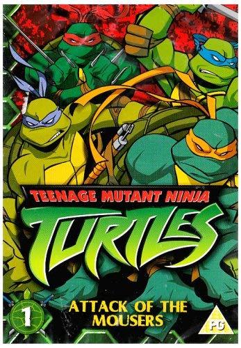 Teenage Mutant Ninja Turtles (2003) - Volume 1: Attack of the Mousers