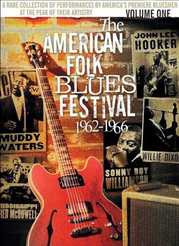 Multi Interpretes - The American Folk Blues Festival Volume 1 - 1962-1966
