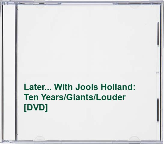 Later-With-Jools-Holland-Vol-1-Box-Set-CD-NFVG-FREE-Shipping