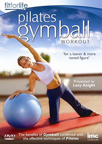 Pilates Gymball (Gym Ball) Workout - Fit for Life Series