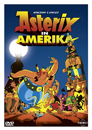 DVD ASTERIX IN AMERIKA
