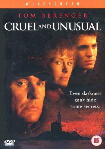 Cruel-and-Unusual-DVD-CD-J8VG-FREE-Shipping