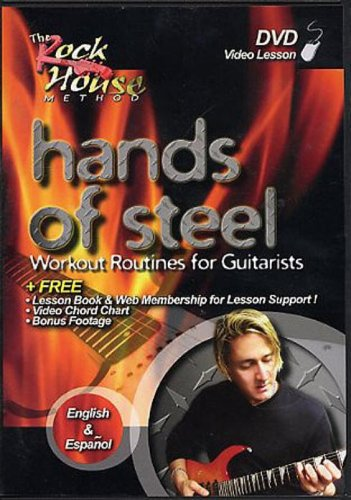 Hands of Steel - Hands Of Steel - Workout Routines For Guitarists