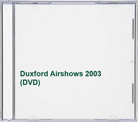 Duxford Airshows 2003  (DVD)
