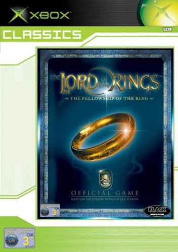 The Lord of the Rings - Lord of the Rings: Fellowship of the Ring (Xbox Classics)