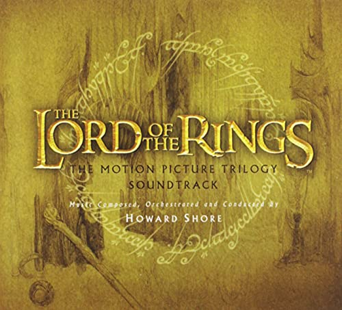 Lord of the Rings, The - The Return of the King [boxset] By Howard Shore