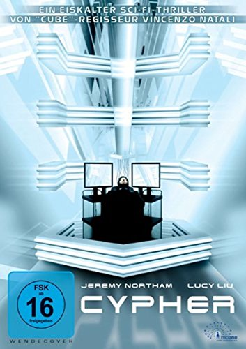 """Cypher  (2003) Jeremy Northam; Lucy Liu; Nigel Bennett; Michael Andrews"""