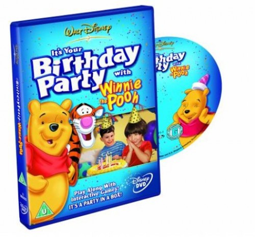 Winnie the Pooh - It's Your Birthday Party With Winnie The Pooh