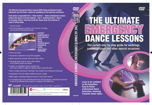 Various - The Ultimate Emergency Dance Lessons