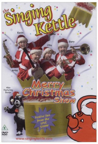 The Singing Kettle - The Singing Kettle - Merry Christmas Show
