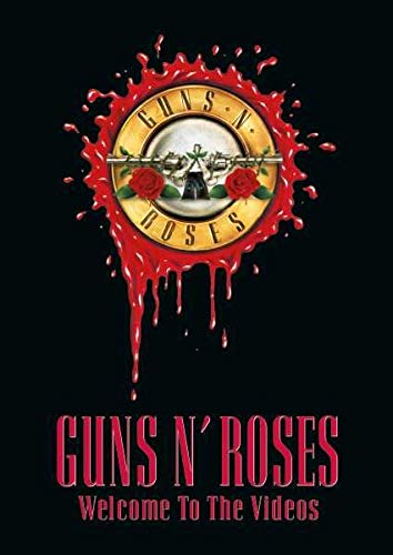 Guns 'n' Roses: Welcome To The Videos