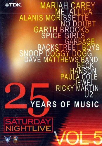 Various - Saturday Night Live-25 Years