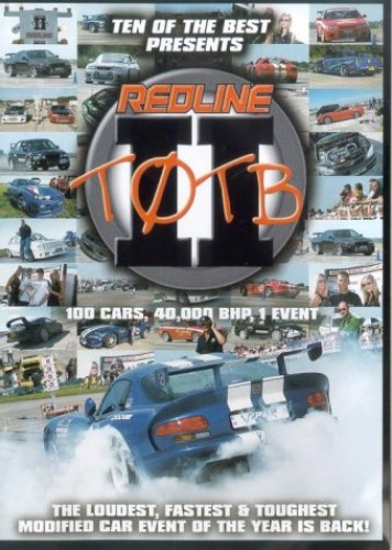 Street Car Shoot Out - Ten Of The Best Presents Redline Volume 2