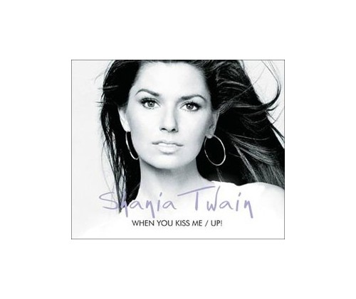 Shania-Twain-When-You-Kiss-Me-Up-DVD-Shania-Twain-CD-PQVG-FREE-Shipping