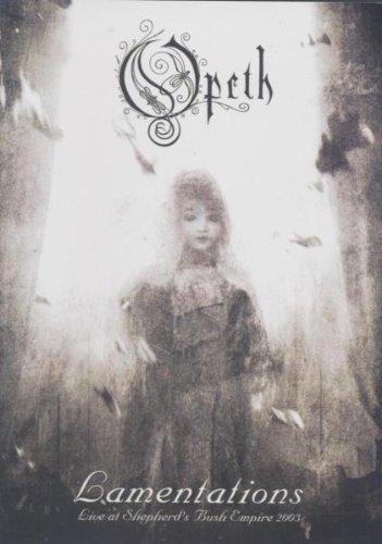 Opeth-Lamentations-Live-At-Shepherd-039-s-Bush-Empire-DVD-2003-CD-98VG