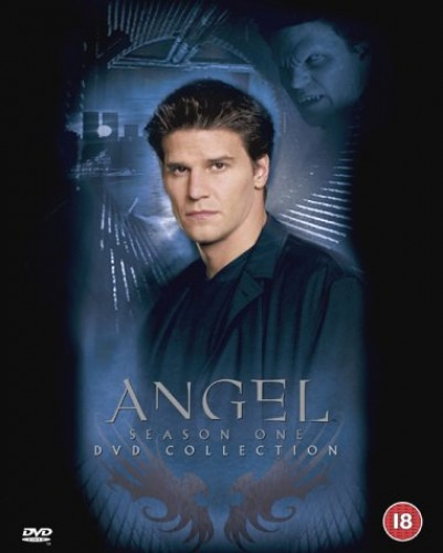 Angel: Series 1 (Standard plastic case packaging)
