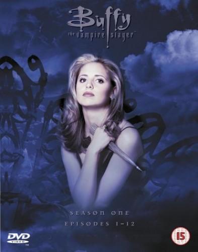 Buffy the Vampire Slayer: Series 1 (Standard plastic case packaging)