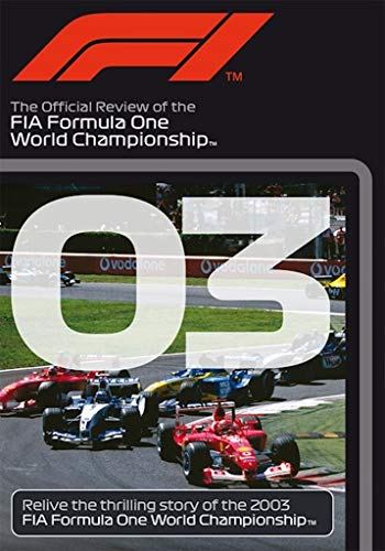 Formula 1 Review - F1 2003 Official Review DVD
