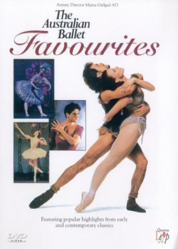 The-Australian-Ballet-Favourites-1994-DVD-CD-C8VG-FREE-Shipping