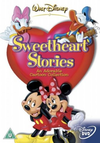 Sweetheart Stories: An Adorable Cartoon Collection