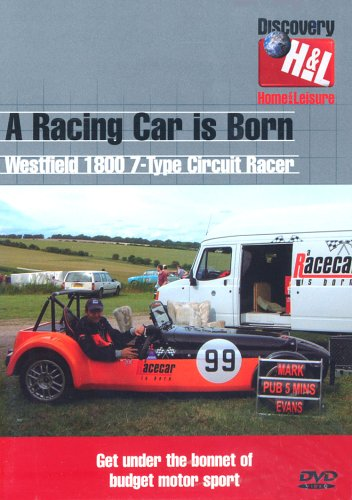 A Racing Car is Born: Westfield 1800 7-Type Circuit Racer