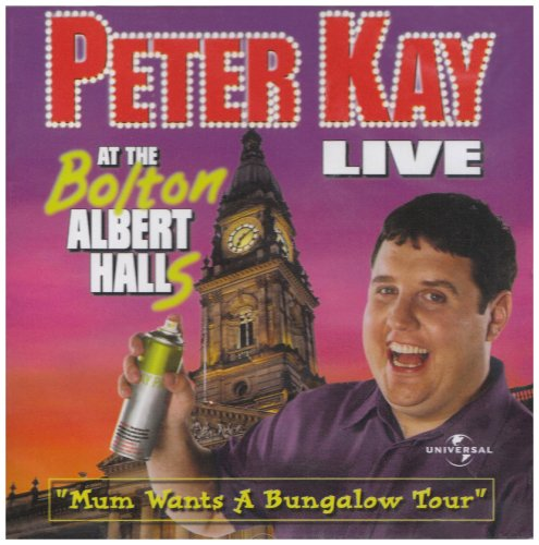 Peter Kay - Peter Kay - Live at Bolton Albert Hall By Peter Kay