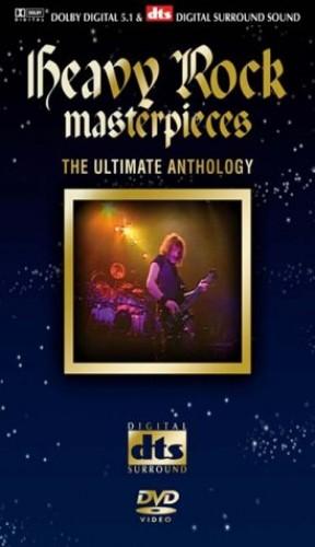 Various Artists - Heavy Rock Masterpieces