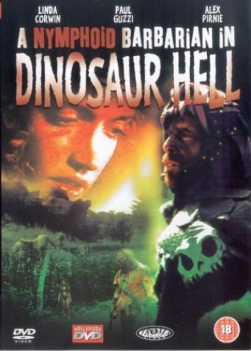 A-Nymphoid-Barbarian-In-Dinosaur-Hell-DVD-CD-L8VG-FREE-Shipping