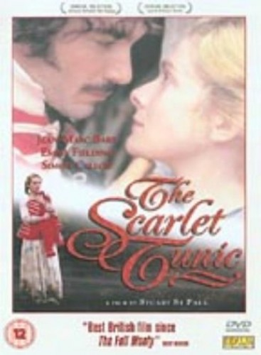 The-Scarlet-Tunic-DVD-1998-CD-KGVG-FREE-Shipping