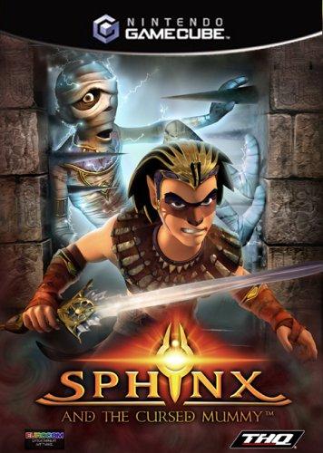 Sphinx and the Cursed Mummy (GameCube)