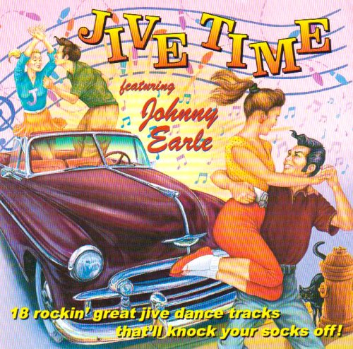 Johnny Earle - Jive Time By Johnny Earle