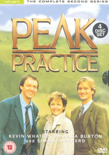 Peak Practice - The Complete Second Series