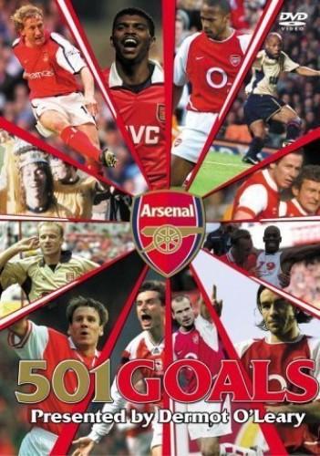 Arsenal FC: 501 Great Goals