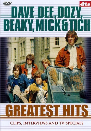 Dave Dee, Dozy, Beaky, Mick And Tich: Greatest Hits