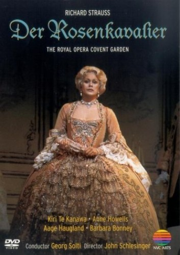 Richard Strauss: Der Rosenkavalier - Royal Opera House 1985