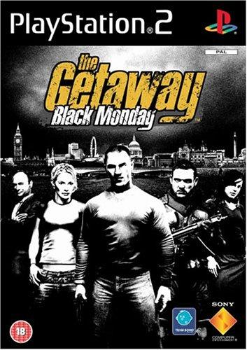 The Getaway: Black Monday (PS2)