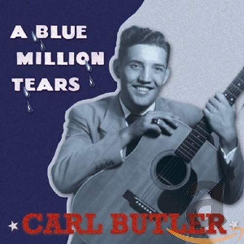BUTLER, Carl - A blue million tears By BUTLER, Carl