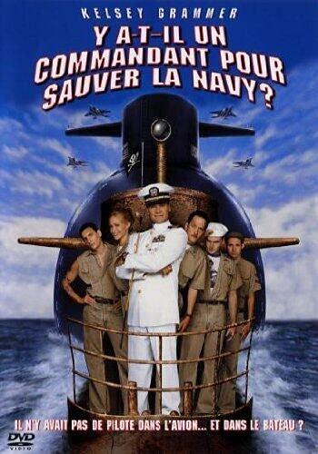 Y a-T-Il un Commandant...- DVD  pour Sauver la Navy ?