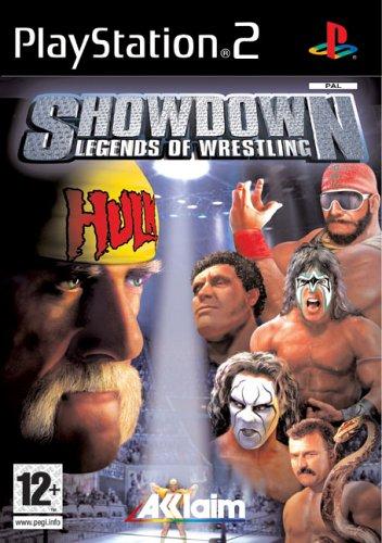 Showdown: Legends of Wrestling (PS2)