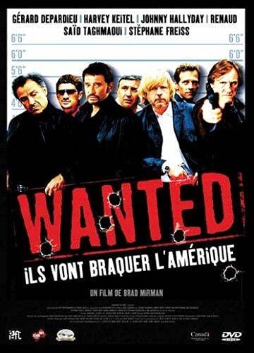 collectif - WANTED-Depardieu,Keitel...
