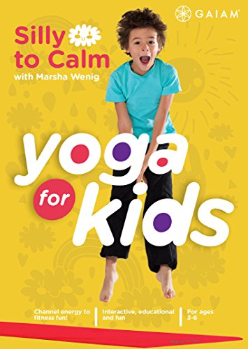 Yoga Kids 3 - Silly To Calm For Ages 3-6