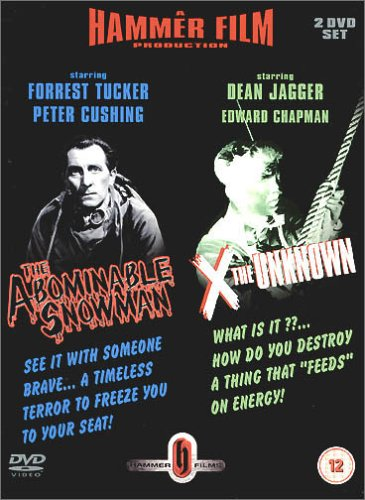 The Abominable Snowman/X The Unknown
