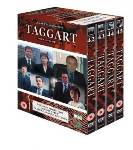 Taggart: Volume 42 To 45