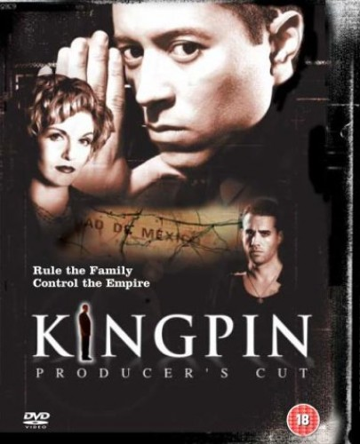 Kingpin-Complete-Series-1-The-Producer-039-s-Cut-DVD-CD-DUVG-FREE-Shipping