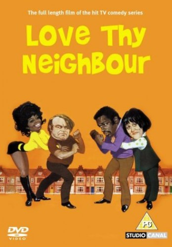Love-Thy-Neighbour-DVD-1973-CD-BIVG-FREE-Shipping