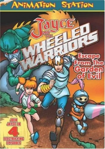 Jayce and the Wheeled Warriors: Escpae from the Garden of Evil