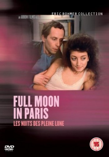 Full-Moon-In-Paris-1984-DVD-CD-IIVG-FREE-Shipping